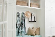 Mudroom / by Kinsey Johnson