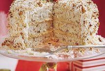 Cake / by Sharon Eason