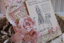 Cards-Vintage / by Debbie Peters