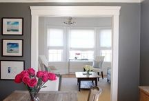 gray rooms / by Beth Renner