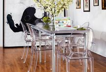 Dining Room / by Silk & Whiskey