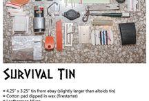 Survival gear / by Michael Teeter