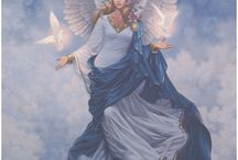 Art- Angels & Ascended Masters / by Rachel Miller
