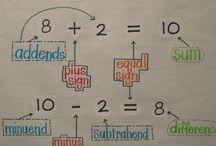 Math class / by Nicole Stevens Belford