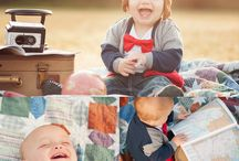 one year old shoot ideas / by D'Artagan Winford