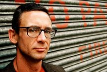 Chuck, himself / by Chuck Palahniuk