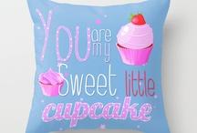 Cupcake stuff! / by Irene de Groot