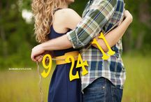 Wedding: Engagement/Save the Date Photo Ideas / by Anastacia Chan