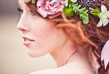Flower crowns / by Belle & Chic
