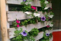 Recycling in the garden / by Backyard Farmer