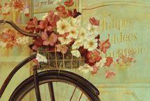 ~ Les Fleurs ~ / by Anita Clifford