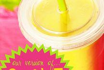 Drink Recipes / by Brenda Lambert