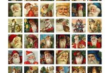 Santa / by Gwen's Paper Expressions
