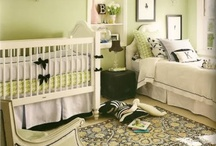 Nursery Ideas / by Angela Ashworth