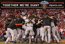 SF Giants / by Melissa Madruga