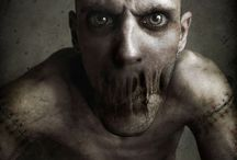 Horror!!! / by Hannah Triplett