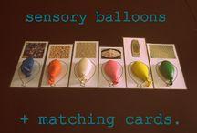 Sensory Breaks / by Lindsey Marshall
