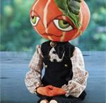 Halloween dolls,pumpkin, cats, Old fashion dolls / by Tina Cline