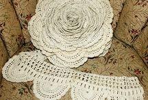 Ribbon Crafts / by Susan Schmarkey