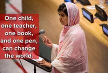 I am Malala / by FirstYear Success