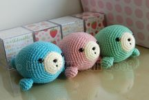 Crocheting!! / by Brianna Russ