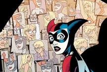 DC/Marvel / Deadpool + Harley Quinn = <3 / by Jaden Mayer