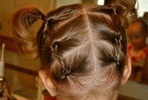 little G I R L I E - Hair & Nails / by Jennie Esplin {Cinnaberrysuite}