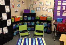 Classroom Set Up ideas / by Flavia Masino
