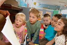Teach : Kindergarten / by Majorelle