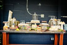 dessert tables / by Elissa- One Stone Events