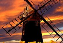 Netherlands and windmills / by Darlene Martinez