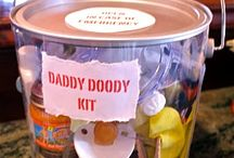 Shower Gifts for Dads / Remember the Dad-to-be at the next baby shower, with these adorable, funny gifts!  / by Baby Brezza Baby Mealtime Products