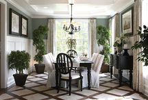 Home-Rustic Dining Room / by Lin Yang Ji