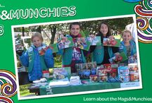 Mags&Munchies Program / by Girl Scouts of Nassau County