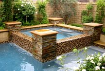 Small Pools & Spas / by Lynette Ray