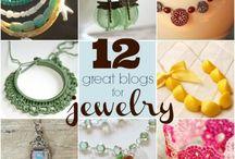 Jewelry Designs / My Hobby / by Jean Gordon