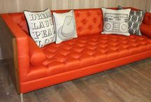 Trend Watch - Tangerine / by Amy Mahler