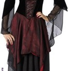 Gothic Dresses, Clothes & Costumes / Gothic Costumes, Clothes & Dresses for Men & Women : PartyBell has huge Collection of Gothic outfits; If you have any doubt about how to be gothic or what is gothic clothing, Just browse our dark clothing & other Punk, Rock & Goth Accessories: Here: http://www.partybell.com/ne-adult-costumes-scarygothic-vampire-theme.0-7-0-0-67-0-0-0.aspx / by PartyBell.com-Online Costumes and Party Supplies Store