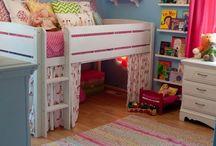 Kids room / by Kim Rooney