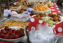Party Food / by Barbara Zeiss