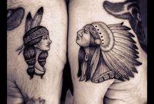 tattoos / by Katie Butkus
