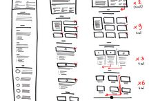 UX • UI • wireframing • best practice / by Chris Lake