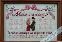 Andrew & Megan - Spring/Summer 2015 / Wedding Ideas / by Shaemoor