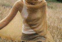 Knitting (ok,  maybe a little bit of crochet) / by Bernadette Ruchwa
