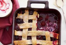 black berry cobbler / by Evelyn May Koontz