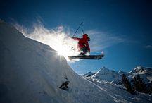 Kuhtai Ski Industry of Great Britain / Testing next years skis / by Ellis Brigham Mountain Sports
