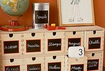 Classroom Organization / by StorageMart