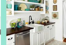 Kitchen/ dining room ideas / by Erica Hinkle