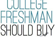 Tips for Freshmen! / by UW-Stout Career Services