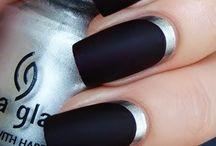 Nail designs / by Belinda Rose